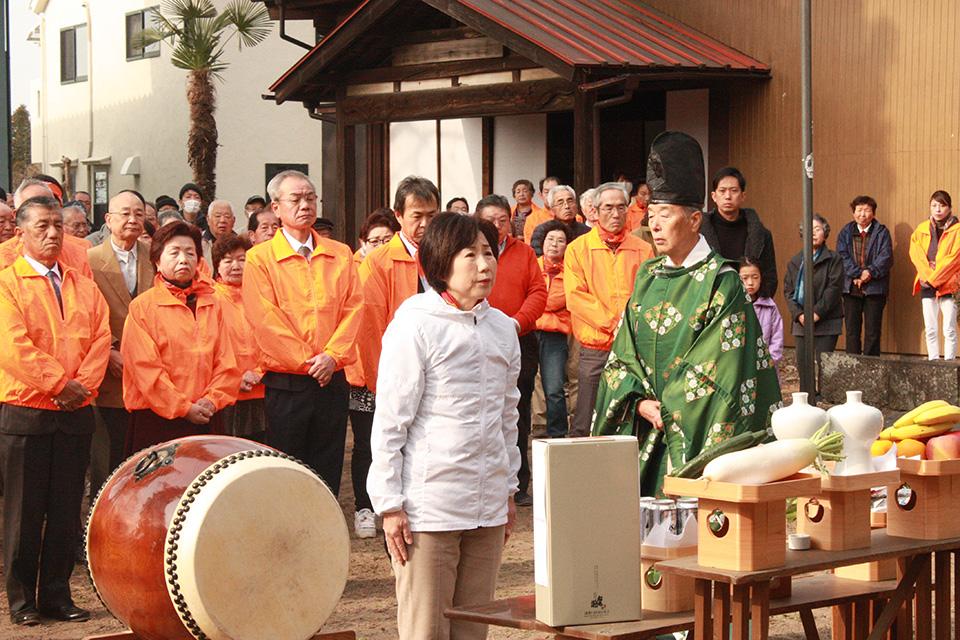 3月29日告示日大林裕子後援会